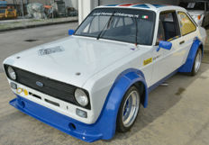 Ford - Escort Cosworth RS MK2 Gr 2 (Terzi) - 1975