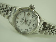 Rolex - Ladies Oyster Datejust Watch 6517 - 1968's with Band