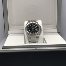 IWC Ingenieur Black dial watch