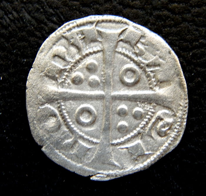Spain - County of Barcelona - Jaime II, (1291–1327) - Billon dinero minted in Barcelona - Scarce