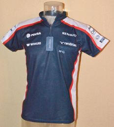 Williams F1 Team / Wihuri Driver Shirt (M) by McGregor > Team Only !