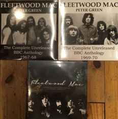 Three Fleetwood Mac LP's ||  Unreleased tracks || Sealed
