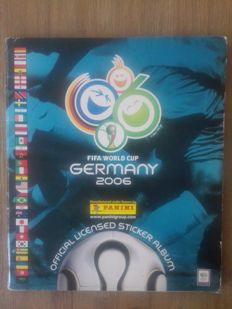 Panini - World Cup Germany 2006 - Complete album