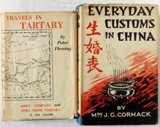 Two Books on China and Tartary - 1935/1941