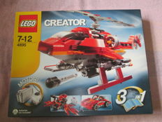 Creator - 4895 - Helicopter Motion Power
