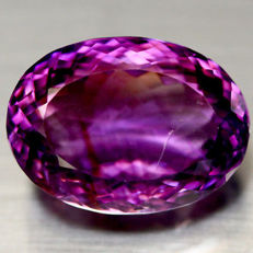 Amethyst - 31.00 ct - Low reserve price