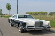 Lincoln - Continental Mark V Bil Blass Hardtop Coupe - 1979