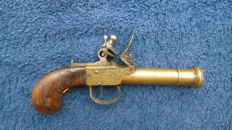 Flintlock Pistol. UNITED KINGDOM