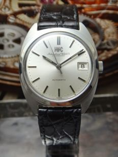 1970-1979 IWC International Watch Co. Vintage - Automatic - Men's Watch - Mint Condition