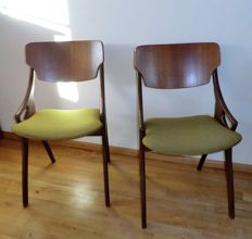 Arne Hovmand Olsen for Mogens Kold - Teak chair (2x)