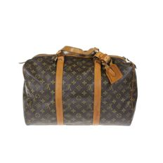 Louis Vuitton - Monogram Sac Souple 45 Borsa da Viaggio *No Minimum Price*