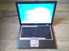 Dell D620 business notebook - Intel Core Duo 1.6Ghz, 2GB RAM, 60GB HDD, Windows 10 - with charger