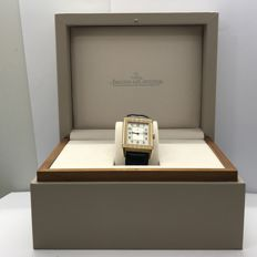 Jaeger-LeCoultre Reverso Ultra Thin Silver dial