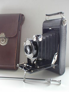 Kodak NO. 1A Pocket Kodak photo camera with Kodar 131mm F/7.9 lens