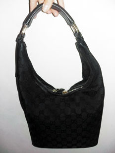 Black GUCCI bag - Made in Italy