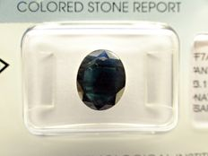 Sapphire - 3,11 ct - no limit price