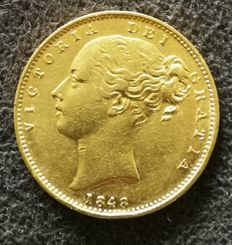 Great Britain - Sovereign 1848 - Victoria - gold