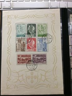 Portugal and Azores 1910/1940 - Collection, proofs of Timor
