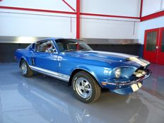 Ford - Shelby Mustang GT-350 Fastback - 1968