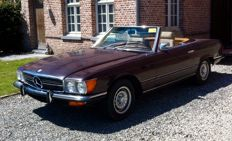Mercedes-Benz - 450 SL W107 - 1973
