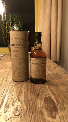 The Balvenie 14 Peated