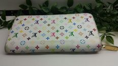 Louis Vuitton - Monogram Multicolour Zippy