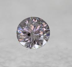 Diamond, 0.79 ct, D Colour, I1 Clarity - DG2234 - NO RESERVE PRICE
