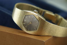 Rado - Watch-Bracelet full 18Kt Yellow gold plated UNWORN - Γυναικεία
