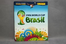 Panini - FIFA World CUP Brazil 2014 - Full Album.