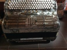 Accordion Borsini, country of origin Italy