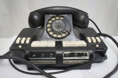 "The telephone of the government of the CPSU ""KD-6."" USSR 1963"