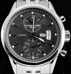 Raymond Weil Freelancer Chronograph –  Men's wristwatch  –  Modern