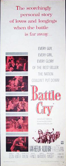 Anonymous-Battle Cry (Van Heflin) - ca. 1960