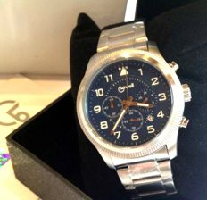 LOWELL new midnight blue chronograph -- Men's -- 2000–2010