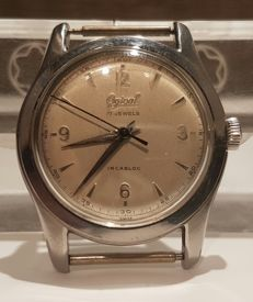 Ogival Watch S. A. - Swiss Made - Men's - 1960-1969