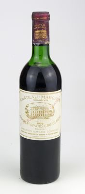 1970 Chateau Margaux - Margaux 1er Grand Cru Classé - 1 bottle