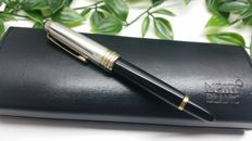 Montblanc Meisterstuck solitaire doue 925 sterling silver mini fountain pen