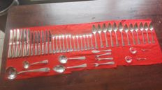 Gero100 silver plated cutlery haags lofje 1963