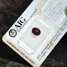 Star ruby – 2.57 ct No Reserve Price