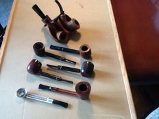 Unique series of new pipes