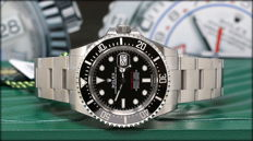 Rolex - Sea-Dweller Scritta Rossa New 2017 126600 - Heren - 2011-heden