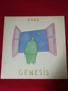 10 LP Genesis - Rush - Bon Jovi - Peter Gabriel - Phil Collins