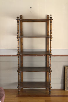 Etagère / Bookcase with shelves - France - 19th century