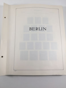 Berlin 1955-1990 - complete collection on KABE preprint (1948/90)