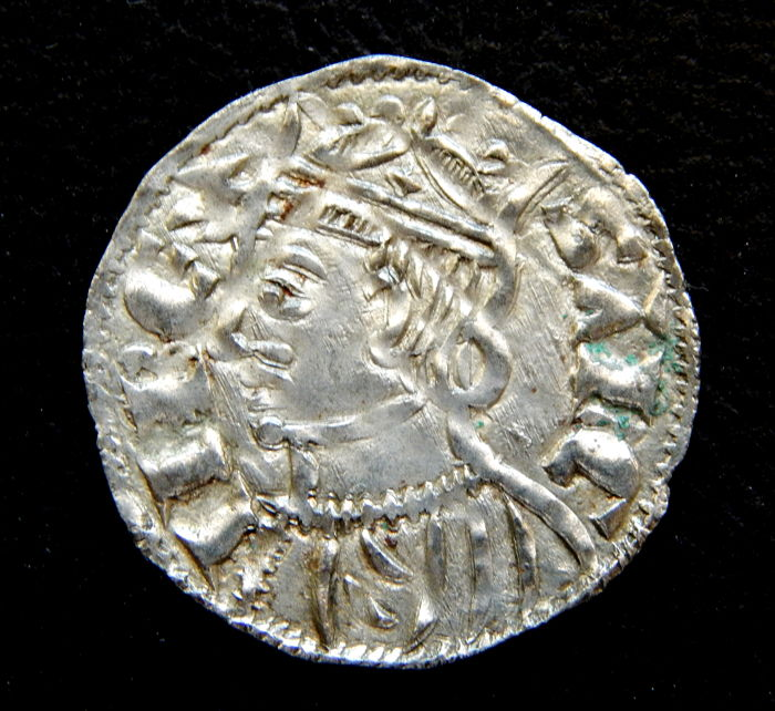 Spain - Sancho IV 'The Brave', (1284–1295) - Cornado Noven billon (9 Dineros), Burgos mint.