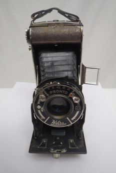 "One of the rarest cameras ""WELTA"" model ""Trio"" 1930"