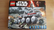 Star Wars - 75151 - Clone Turbo Tank