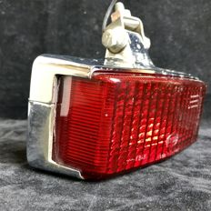 Hella rear fog light, very heavy metal model - ca. 1955