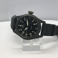 IWC - Big Pilot Top Gun Automatic Black Dial  - IW502001 Big Pilot Top Gun - Hombre - 2011 - actualidad