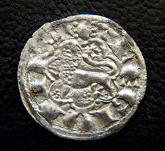 Spain - Alfonso X 'The wise' (1252-1284) - Billon Noven, mint of Burgos